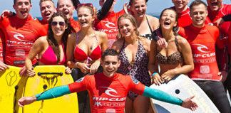Stag Do Surf Lesson