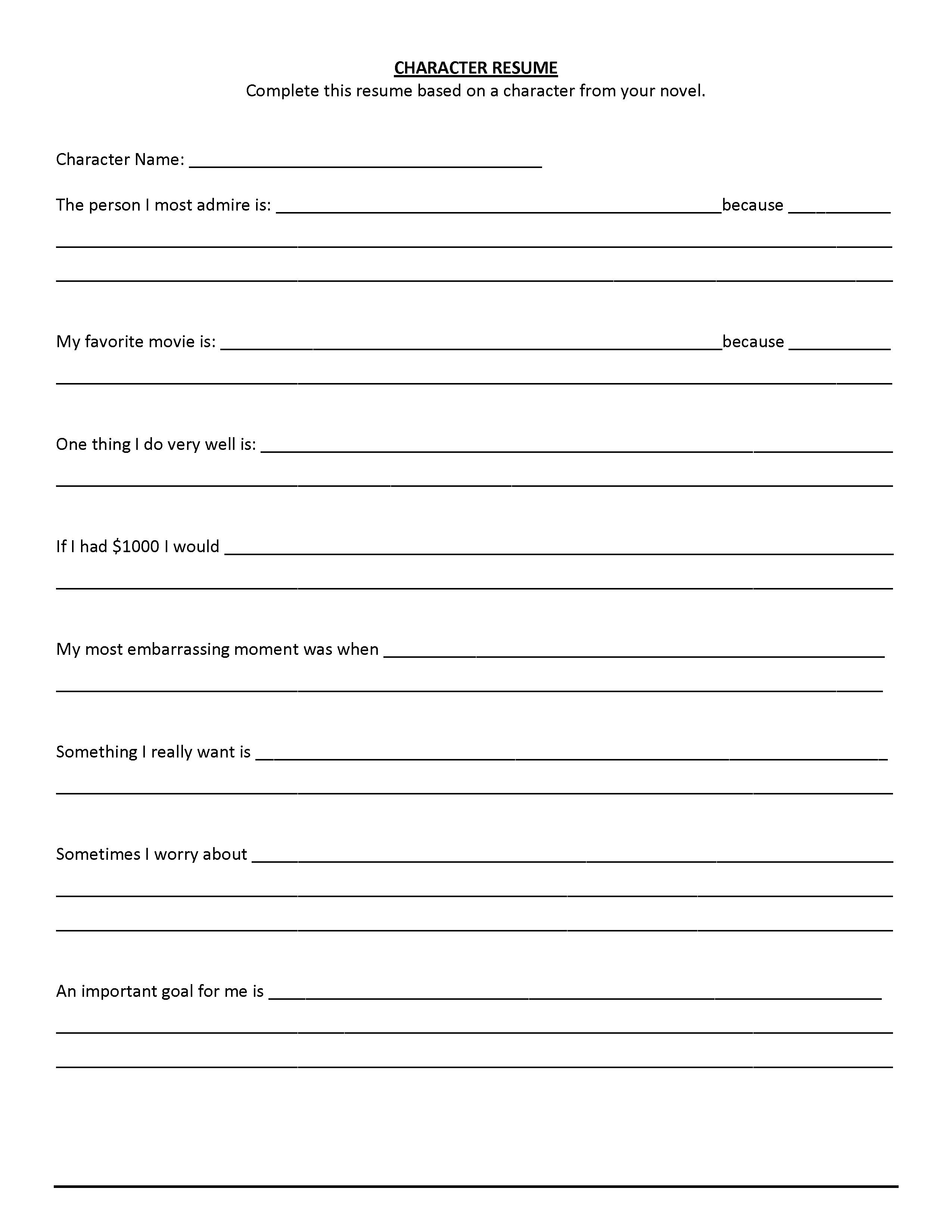Resume Power Words For Teachers active resume words resume action – Resume Words for Teachers