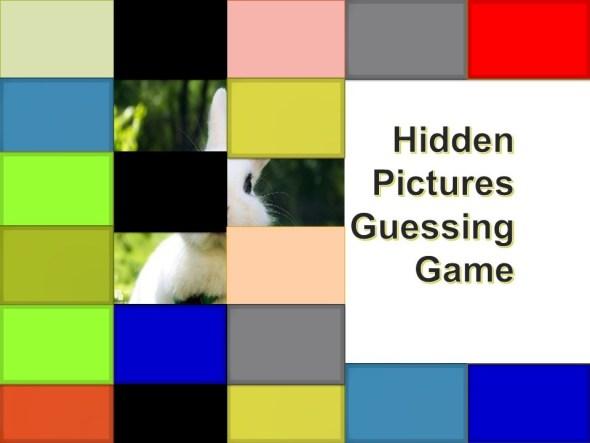 hidden picture esl game