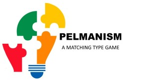 pelmanism esl game