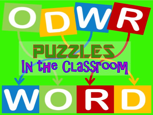 vocabulary puzzles