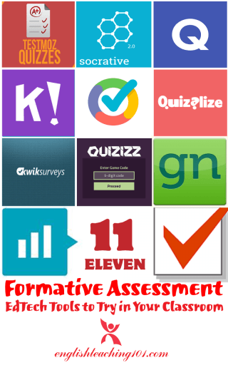 Formative Assessment Tools to Try in Your Classroom