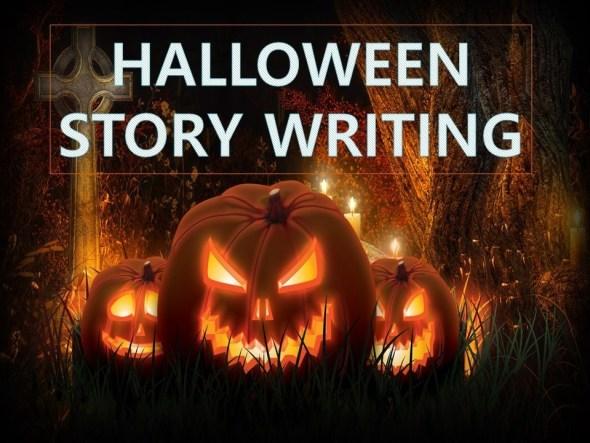 Halloween Creative Story Writing