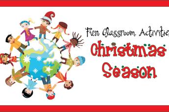 Christmas classroom activity ideas