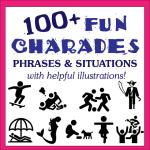 fun charades phrases