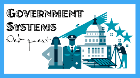 government systems web quest