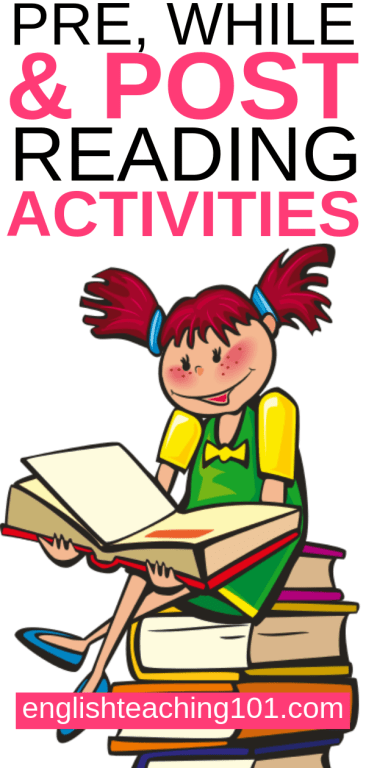 Pre, While and Post reading activities
