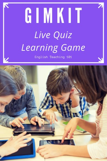 Gimkit is a quiz app that has many unique features such live games. You can use Gimkit for homework assignments which are graded automatically.