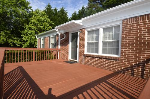 Front deck 2