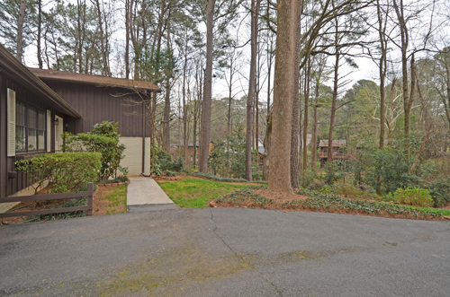 3718 Northbrook Court Atlanta GA 30340 45 Exterior Side