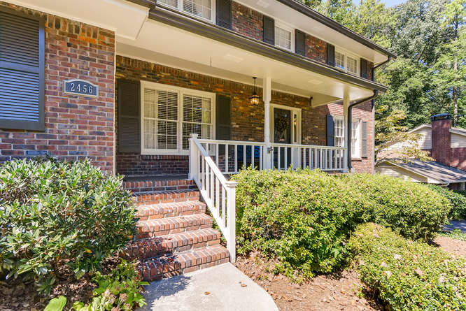 2456 Helmsdale Dr NE Atlanta-small-003-13-Exterior Front Entry-666x445-72dpi