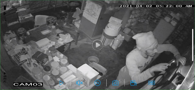 Thieves steal Rs 30K from shop, caught on camera (image)