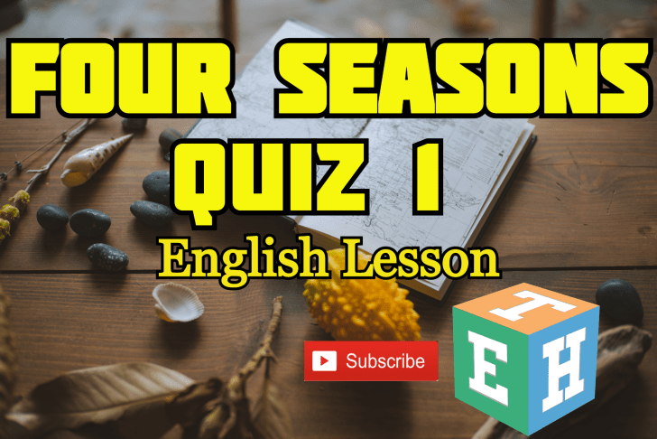 Four Seasons – Quiz 1