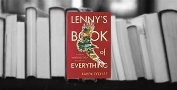 Book Review - Lenny's Book of Everything