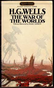 GCSE English Literature text - War of the Worlds