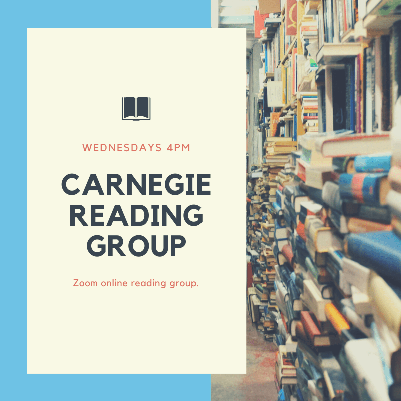 carnegie reading group