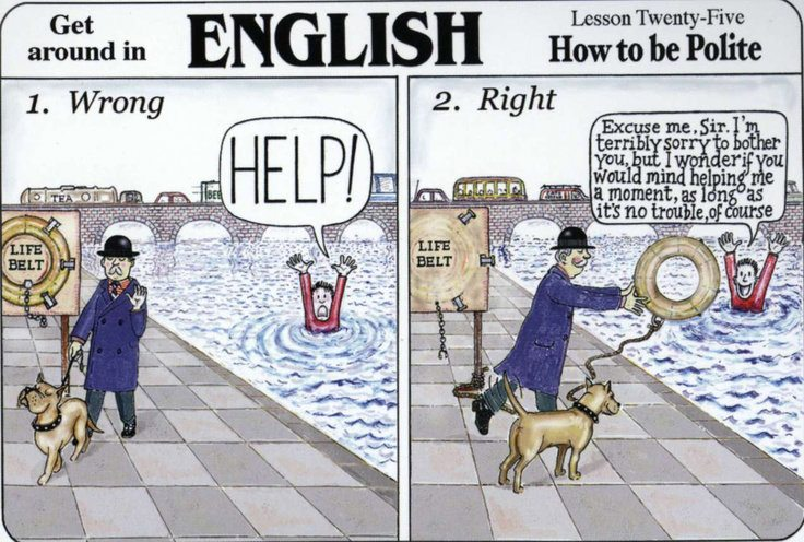 English Skills: 5 Essential Polite Expressions  When Speaking English