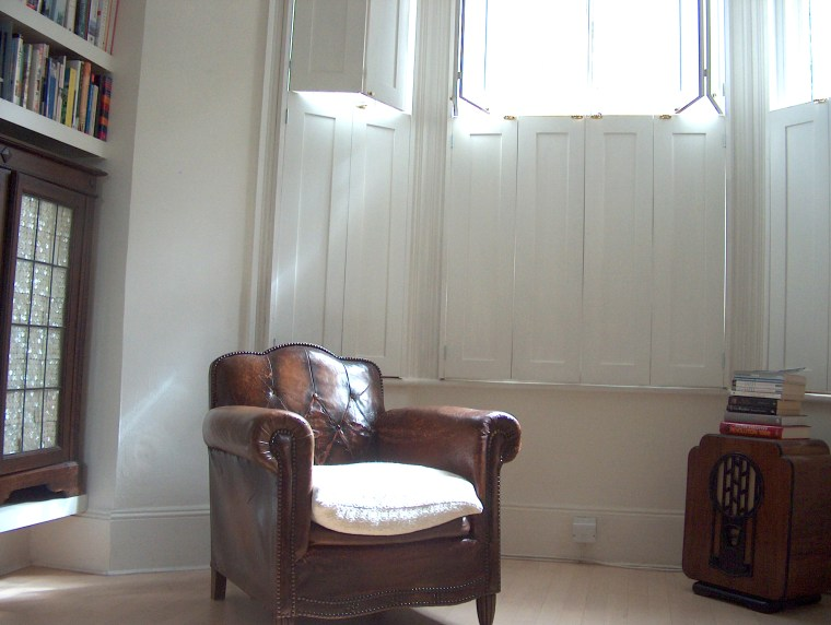 Shutters and Chair 2
