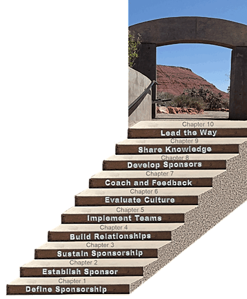Steps towards excellence in project sponsorship
