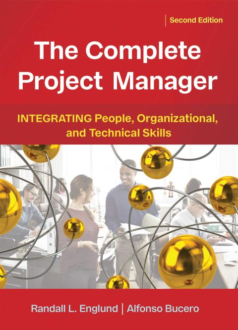 The Complete Project Manager book cover
