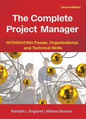 book cover The Complete Project Manager: Integrating People, Organizational, and Technical Skills, Second Edition