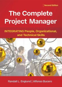 book cover The Complete Project Manager, Second Edition