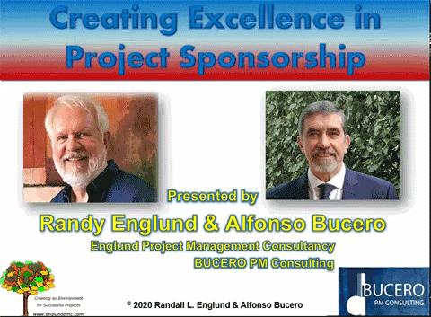 introduction to virtual training on excellence in project sponsorship