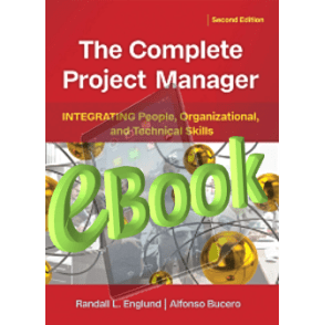 Complete project manager ebook cover