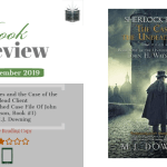 Book Review – Sherlock Holmes and the Case of the Undead Client by M.J. Downing