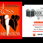 Book Review – Imposter by LJ Ross