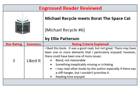 Michael Recycle, book 6 star rating