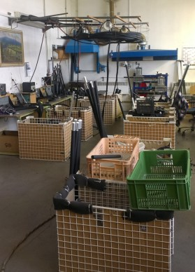 Shop floor is where most action takes place.