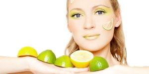 Cara memutihkan kulit dengan jeruk nipis