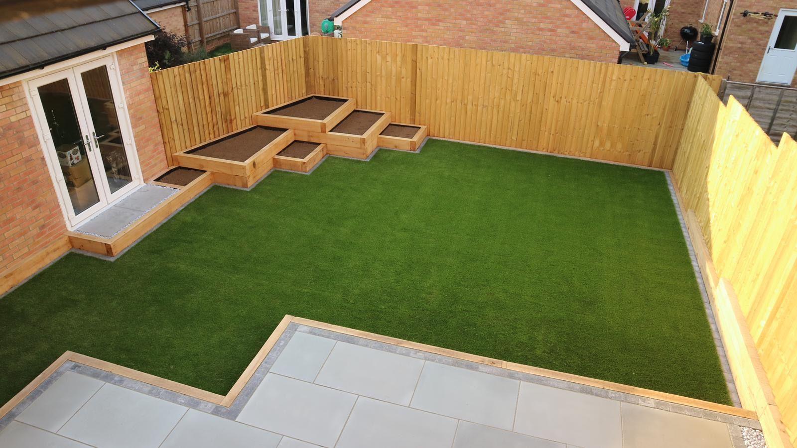 Carrington Full Garden