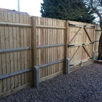 Timber Gate & Fencing