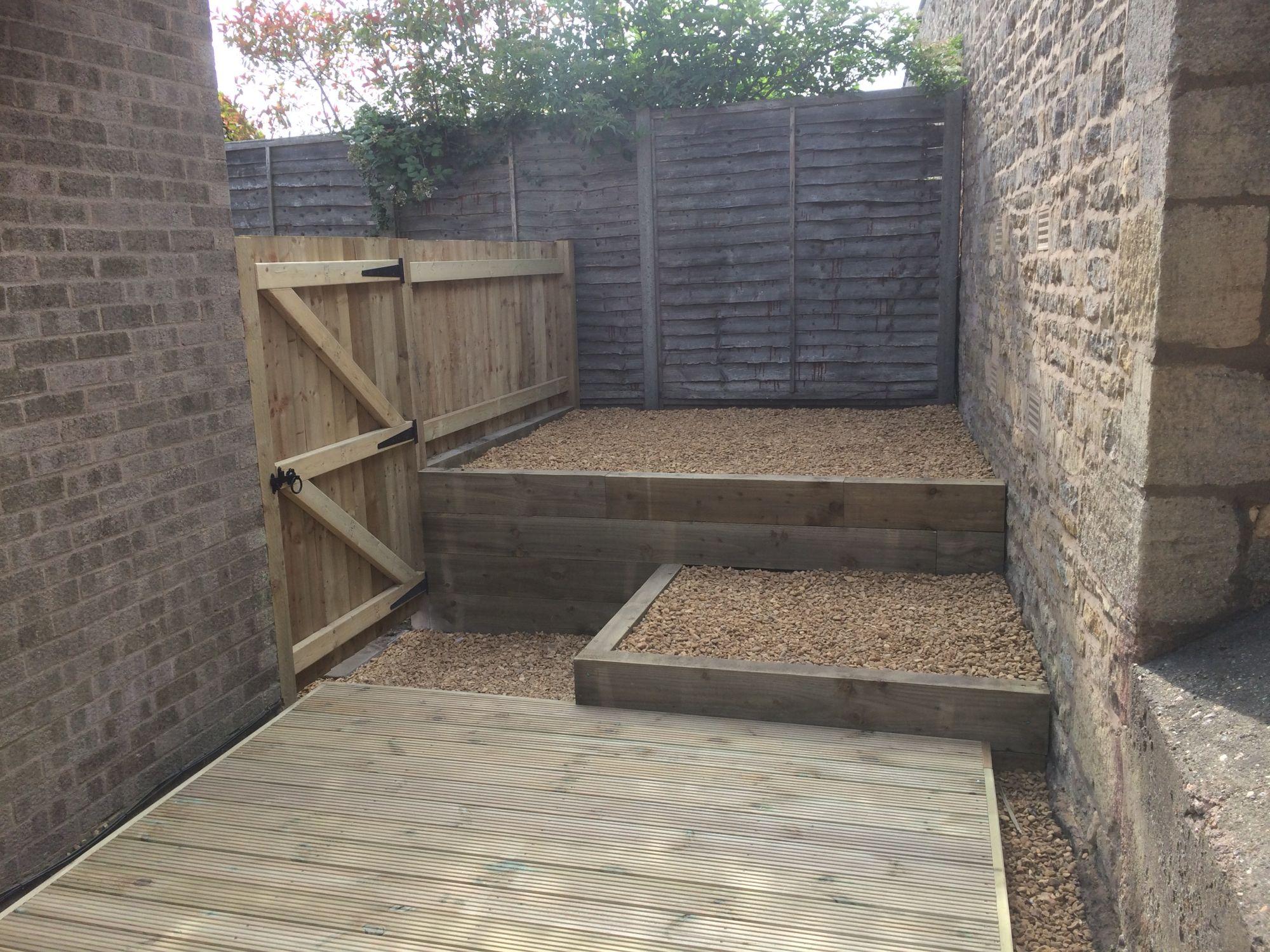 Timber Gate & Decking