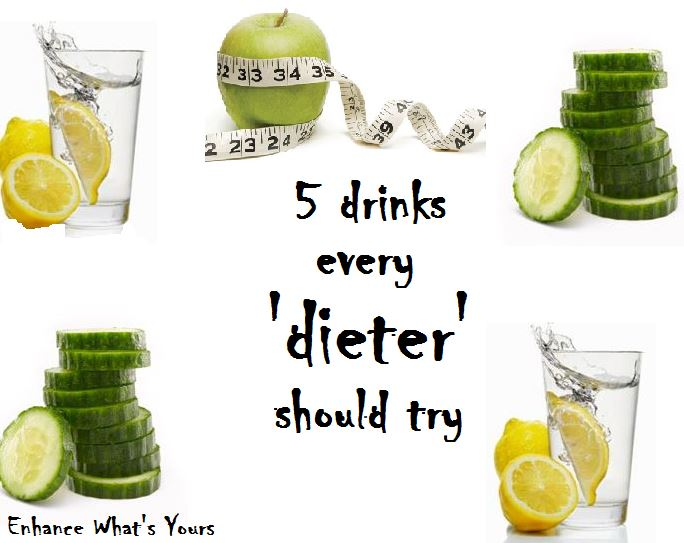 5 drinks every dieter should try 2