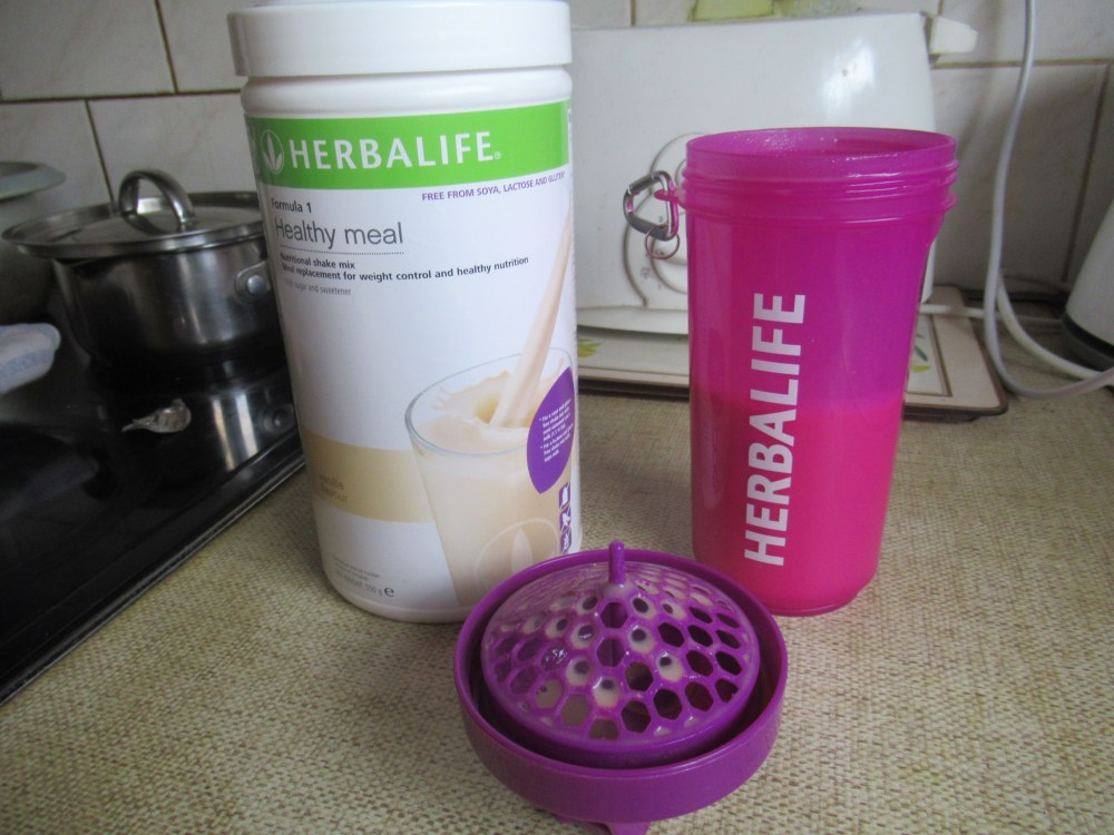 Herbalife F1 Healthy Meal Nutritional Shake