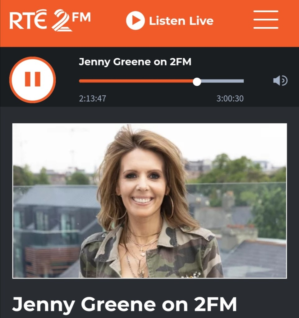 12 dates on jenny greene's best of the week