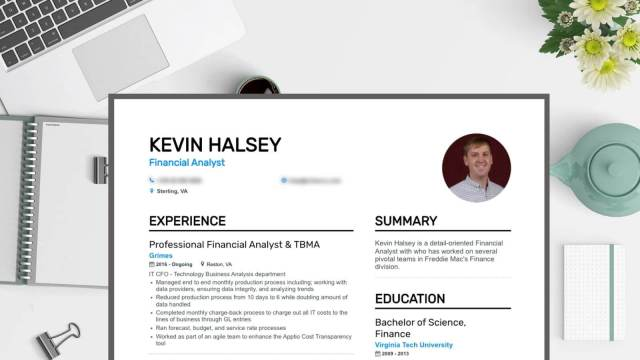 How To Write A Resume Personal Statement (With Examples)