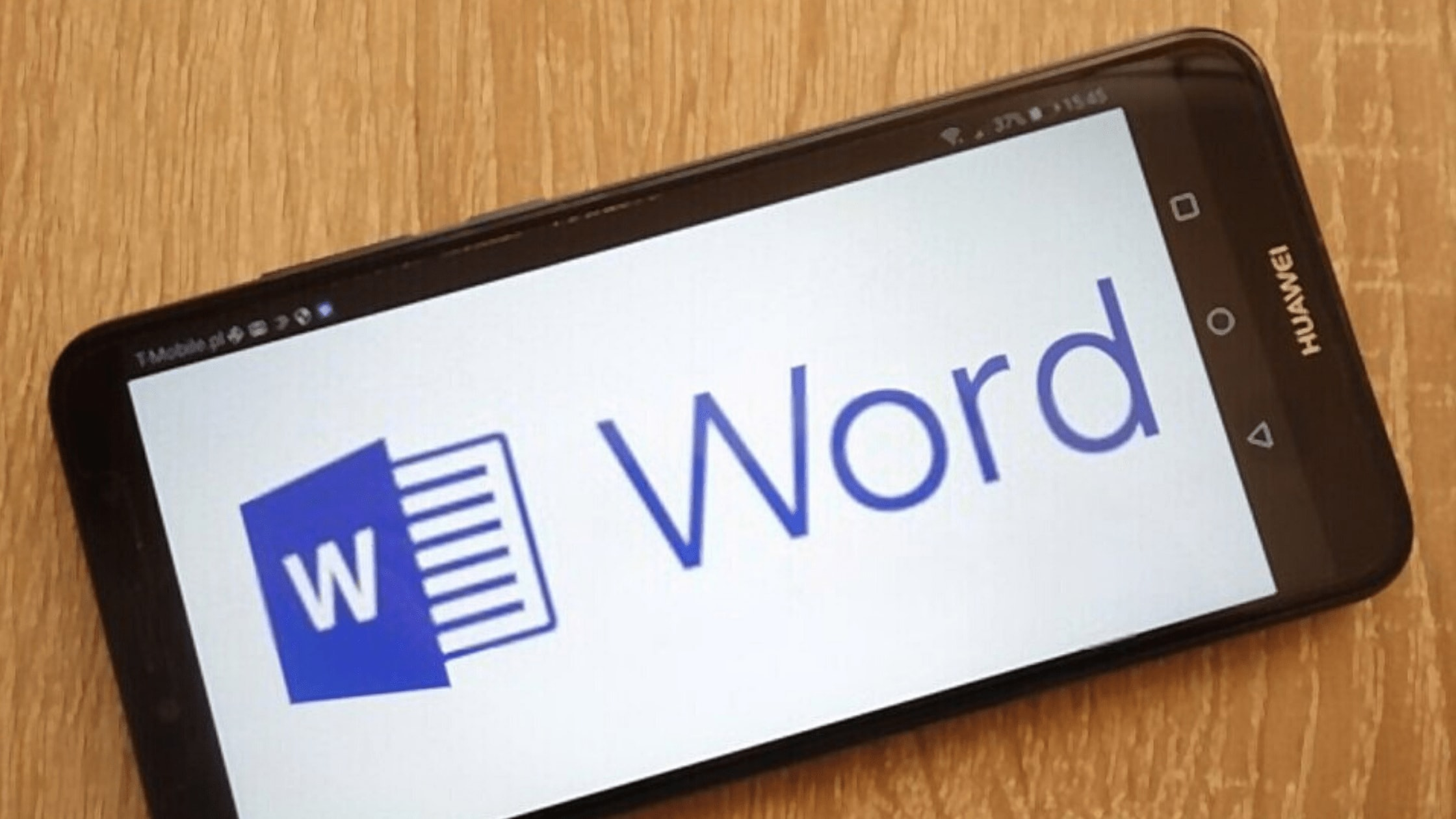 How to rotate a table in word
