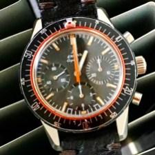 Aqua Graph MkII all black dial
