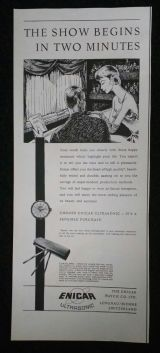 Typically fifties: long copy advertisement met an illustration