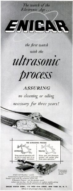 The Ultrasonic process explained
