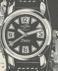 The Sherpas watch used in advertisements