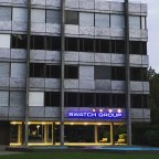 Swatch Group office near lake Biel