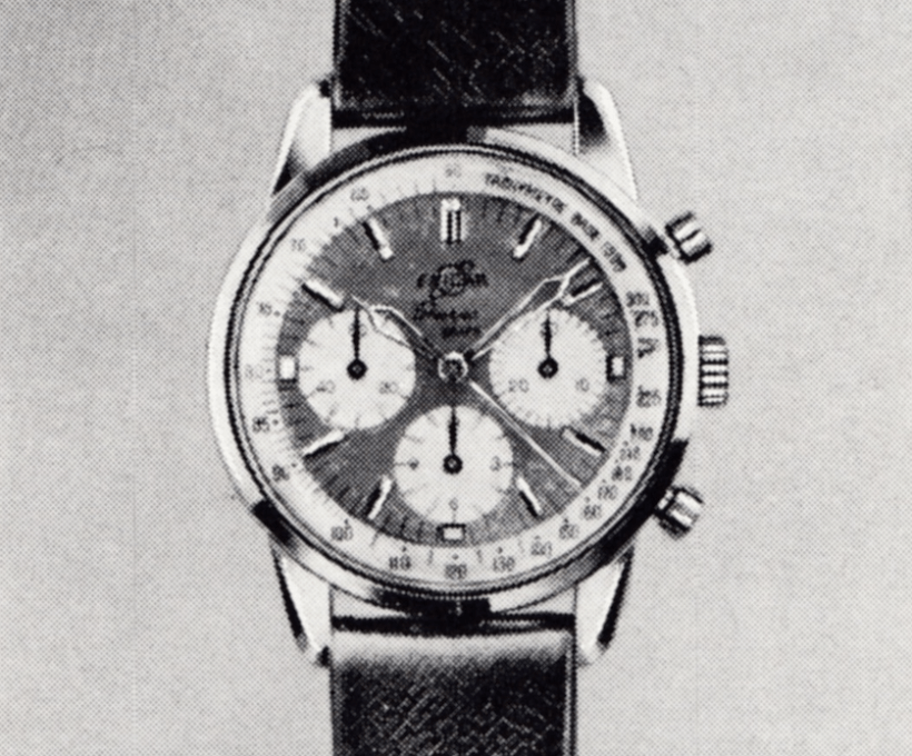 Basel premiere: the 1960 Sherpa line