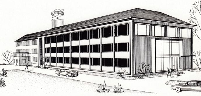 Enicar factory Lengnau