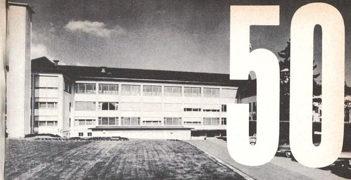 50 years Enicar
