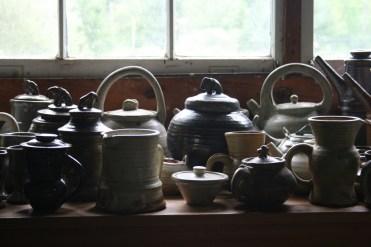 E Nields Pottery